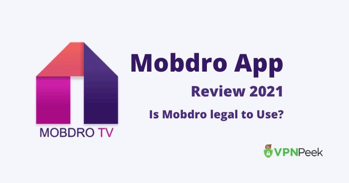 Mobdro-App