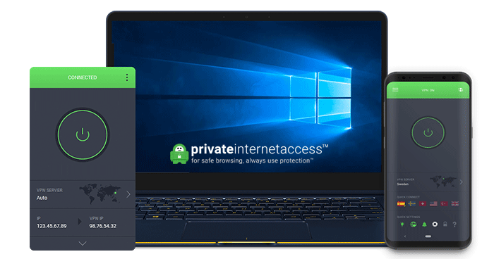 Private Internet Access VPN for torrenting